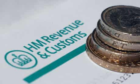 HM Revenue and Customs says it will write off underpayments of £300 or less