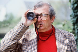 Claude Chabrol: 1979: Claude Chabrol, on the shooting of his film 'The Horse of Pride'