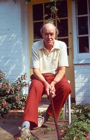 Roald Dahl Day: 1983 Roald Dahl