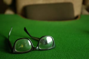 Roald Dahl Day: Roald Dahls now famous trade mark glasses