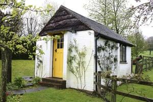 Roald Dahl Day: Roald Dahl's writing room in Great Missenden