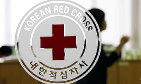 South Korea's Red Cross