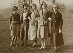 Duchess of Devonshire: The five Mitford sisters