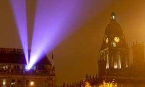 Leeds light night