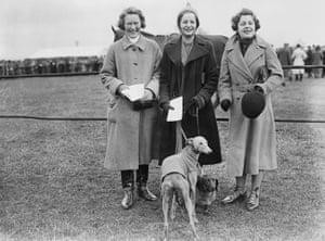 Deborah Mitford: Pamela Herman Hodge, Deborah Mitford and Lady Margaret Ogilvy