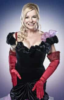 Strictly Come Dancing's Pamela Stephenson Connolly