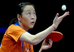 24 hours in sport: European Table Tennis Championships