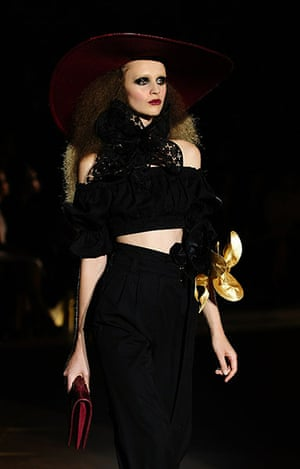 marc jacobs: Marc Jacobs Spring/Summer 2011 collection at New York Fashion Week