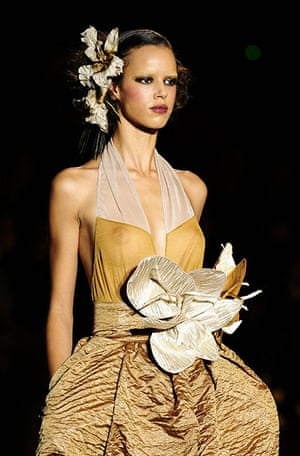 marc jacobs update: Marc Jacobs Spring/Summer 2011 collection at New York Fashion Week