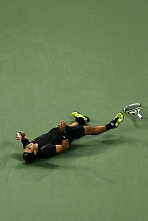 tennis: U.S. Open -Day 15