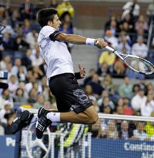 tennis: Novak Djokovic