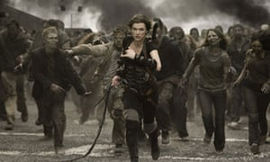Resident Evil Afterlife Why Are People Buying This Flogged Undead Horse Film The Guardian