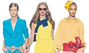 New York fashion week images