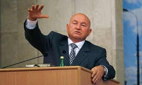 Moscow's Mayor Luzhkov