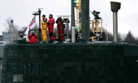 Trident HMS Vengeance