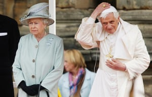 Pope arrives in Scotland: Papal visit to UK - Day One