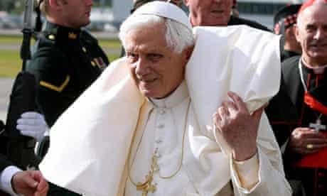 Pope Benedict XVI Pays A State Visit To The UK