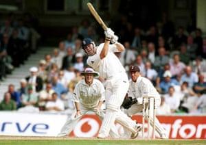 Cricket: Surrey v Lancashire