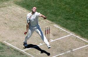 Cricket: Third Test - Australia v England: Day One