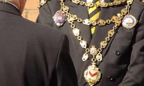 Newport mayor Ray Truman