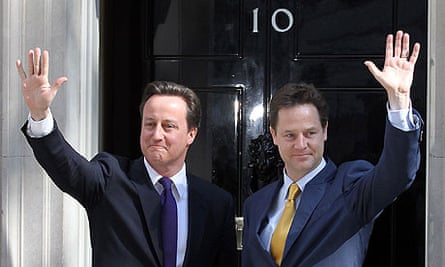 Cameron and Clegg