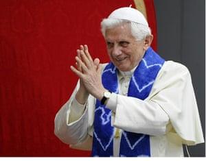 The Pope Celebration of Catholic Education, Day two