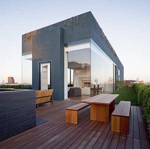 John Pawson Design: Schrager Penthouse, New York, 2009 by John Pawson