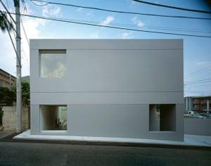 John Pawson Design: Tetsuka House, Tokyo, 2005, by John Pawson