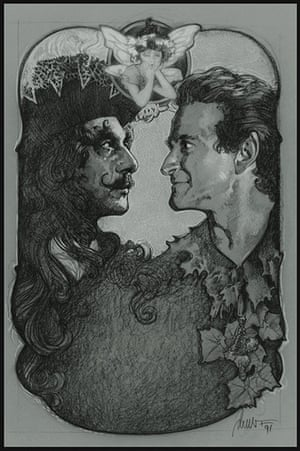 Struzan: Hook artwork
