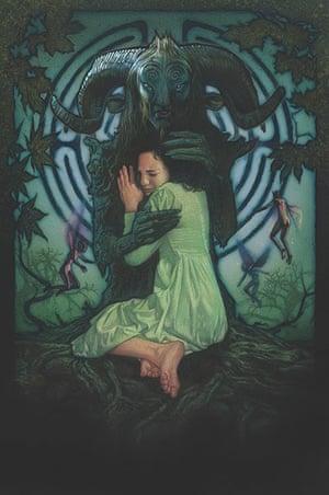 Struzan: Pan's Labyrinth artwork