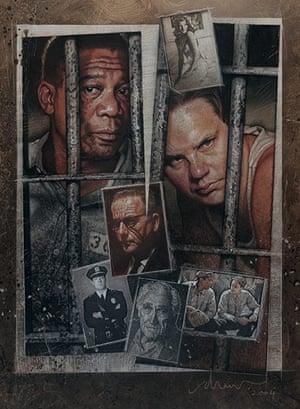 Struzan: Shawshank Redemption artwork