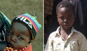 MDG : African Babies: Innocent Smoke