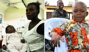 MDG : African Babies: Jean Mtoko Dieumerci