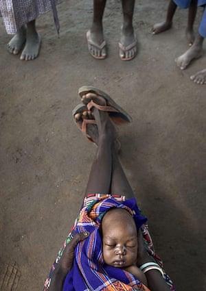 MDG : African Babies: Sijjin Kiang