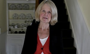 Judy Carver, daughter of William Golding, at her home in Bristol