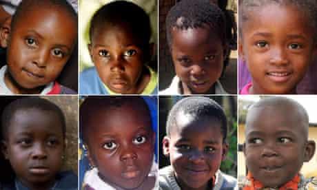 Africa's children – five years on