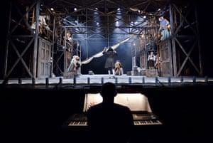 Edinburgh Festival: Caledonia on stage at the King's Theatre, Edinburgh