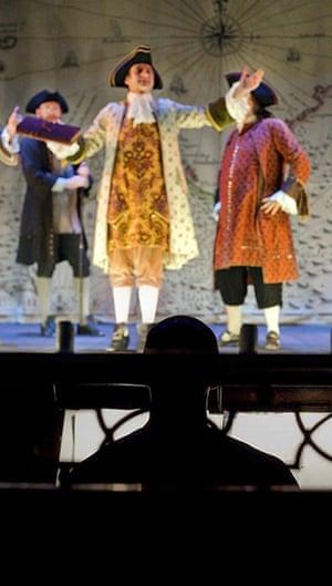 Edinburgh Festival: Caledonia, King's Theatre, Edinburgh