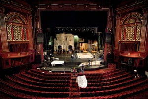 Edinburgh Festival: Gospel at Colonus, Playhouse Theatre