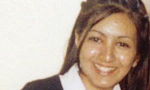 Shafilea Ahmed, a suspected 'honour killing' victim