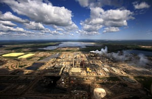 Tarnished Earth: Tar Sands Alberta, Canada