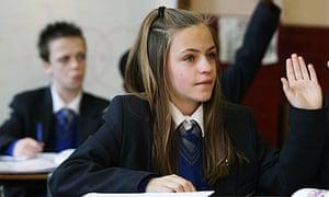 Walworth Academy Lower School, London, Britain - Sep 2008