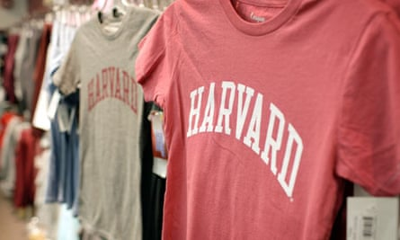 T-Shirts of Harvard University