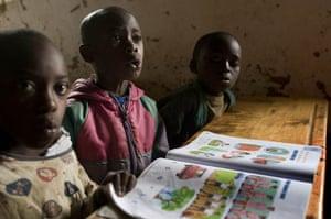 MDG: Photographs by Tim Smith exploring the origins of Yorkshire Tea in Rwanda
