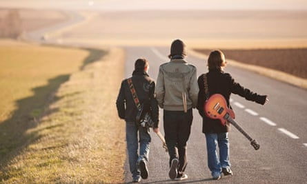 musicians hitchhikers