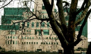 MI6 history
