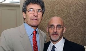 Alan Horn and Jeff Robinov