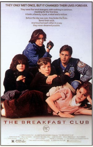Breakfast Club reunion: THE BREAKFAST CLUB