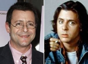 Breakfast Club reunion: Judd Nelson at the reunion and in The Breakfast Club