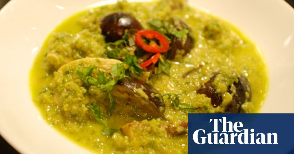 How To Make Perfect Thai Green Curry Life And Style The